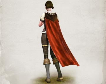 Founder's Cloak