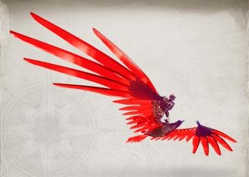 Glass Phoenix Glider