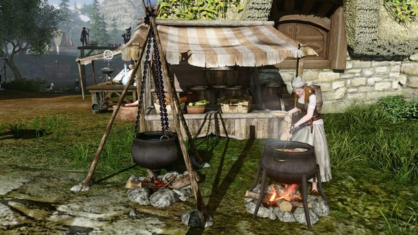 Cooking in ArcheAge